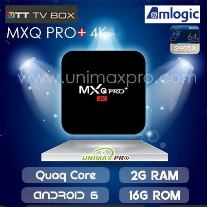 Mxq Pro 4k Tv Box S905x Quad Core End 12272019 515 Am