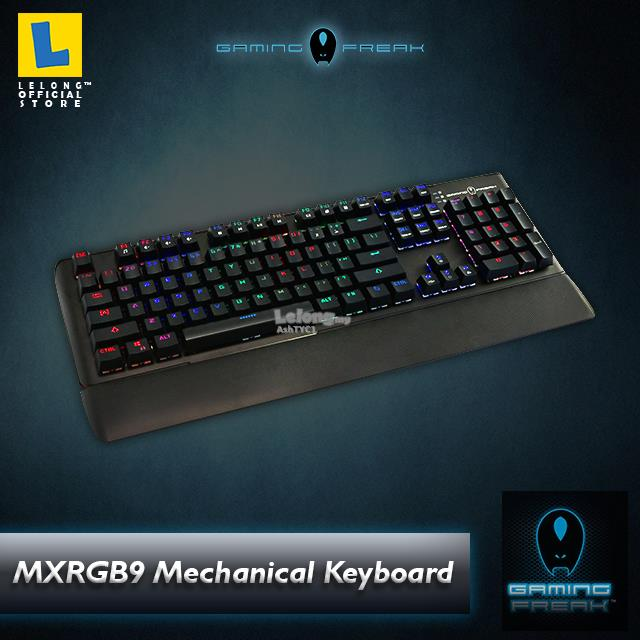 MXRGB9 Mechanical Keyboard