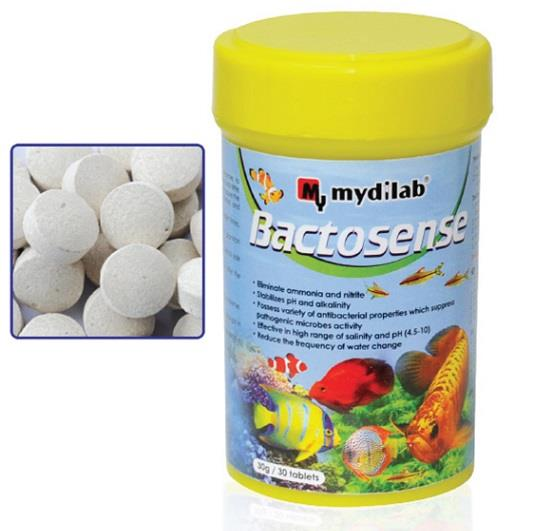 Mydilab Bactonsense 30g (Eliminate Ammonia And Nitrite)