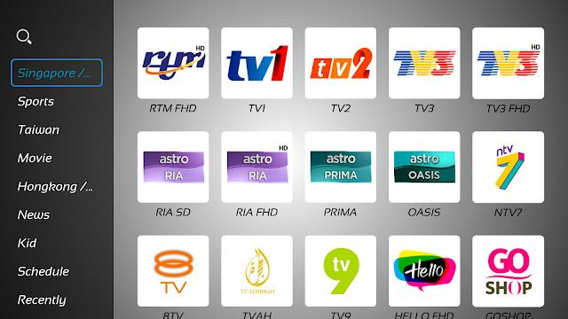 MyIPTV4K Subscription 3, 6 or 12 Months