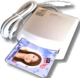 MyKid Reader and MyKad Reader Smart Card