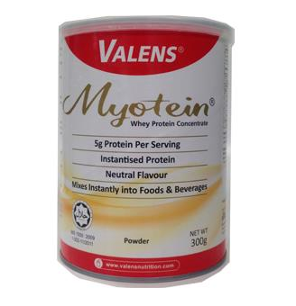 Myotein Whey Protein Concentrate 300g