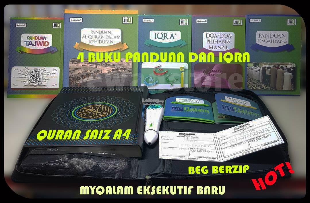 MYQALAM EKSEKUTIF (MY QALAM EXECUTIVE) - TERBARU DI PASARAN