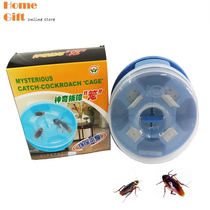 Mysterious Catch-Cockroach Cage