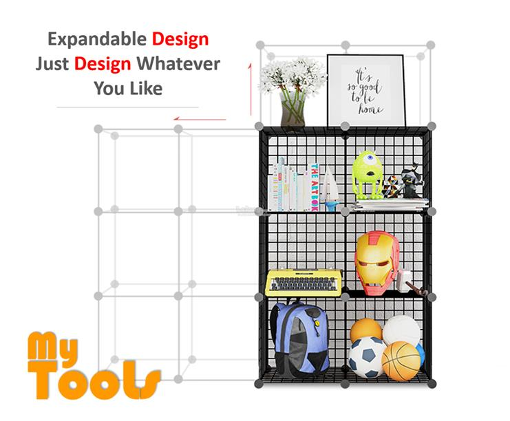 Mytools Heavy Duty 12 Cube Cabinet (end 5/24/2019 10:15 PM)