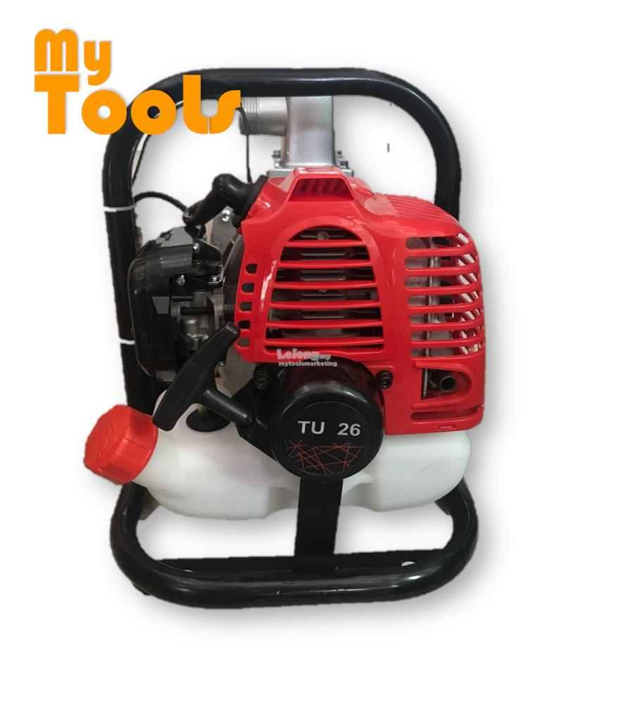Mytools TU 26 1 25mm 2 Stroke Petrol Engine Handy Driven