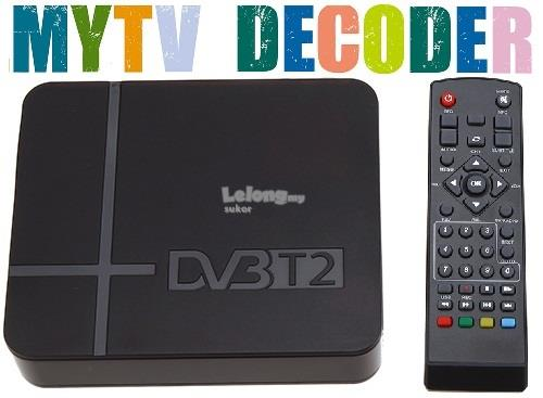 MYTV freeview box