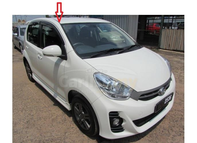 Myvi Lagi Best Roof Moulding Original