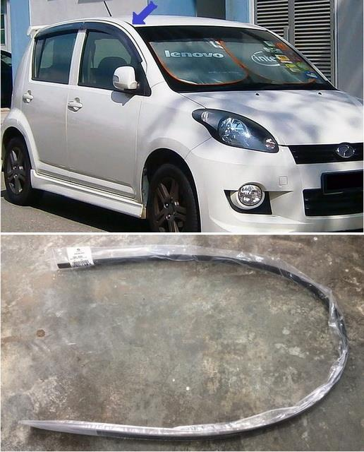 Myvi Roof Moulding 1pc