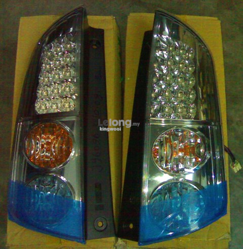 Myvi SE 2 Tail Lamp White Original Add Price