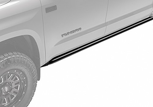 N-FAB T064RKRFJ Textured Black RKR Rails; Full Length Toyota FJ Cruiser 4 Door