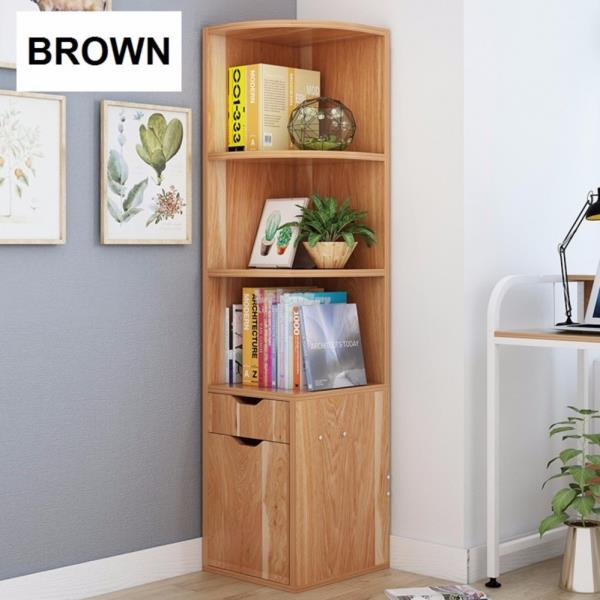 Exceptionnel N25 CORNER BOOK SHELF BOOK CABINET DECORATIVE SHELF. U2039 U203a