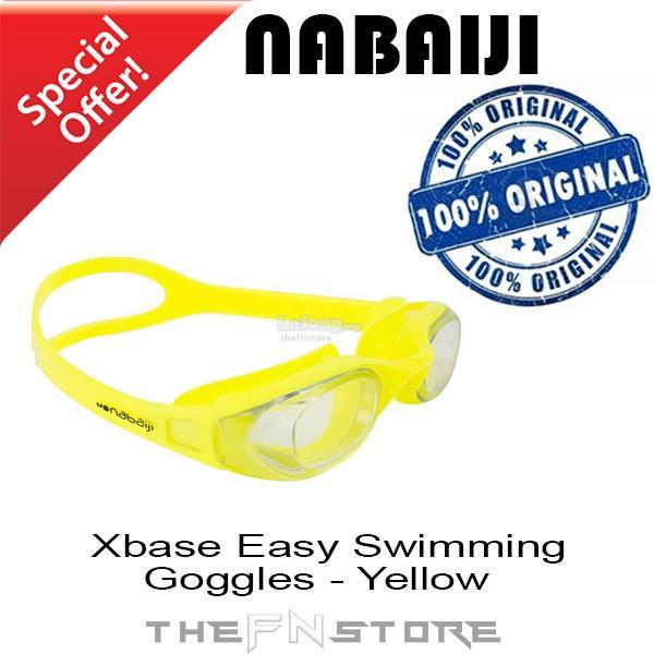 fc139b725dc NABAIJI Xbase Easy Swimming Goggles (end 4 23 2018 9 13 AM)
