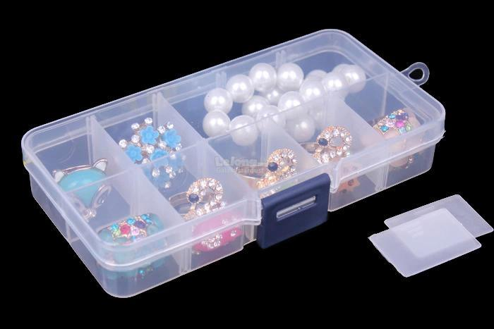 Nail Art-Beauty Hair-Accessories Wheel Organizer-Tool Box-Jewelry Case