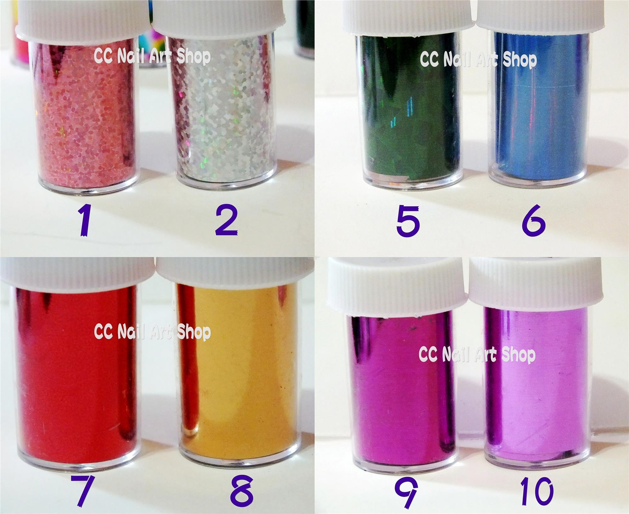 Nail Art Foil Transfer Glue NEW fashi (end 8/8/2018 8:15 PM)