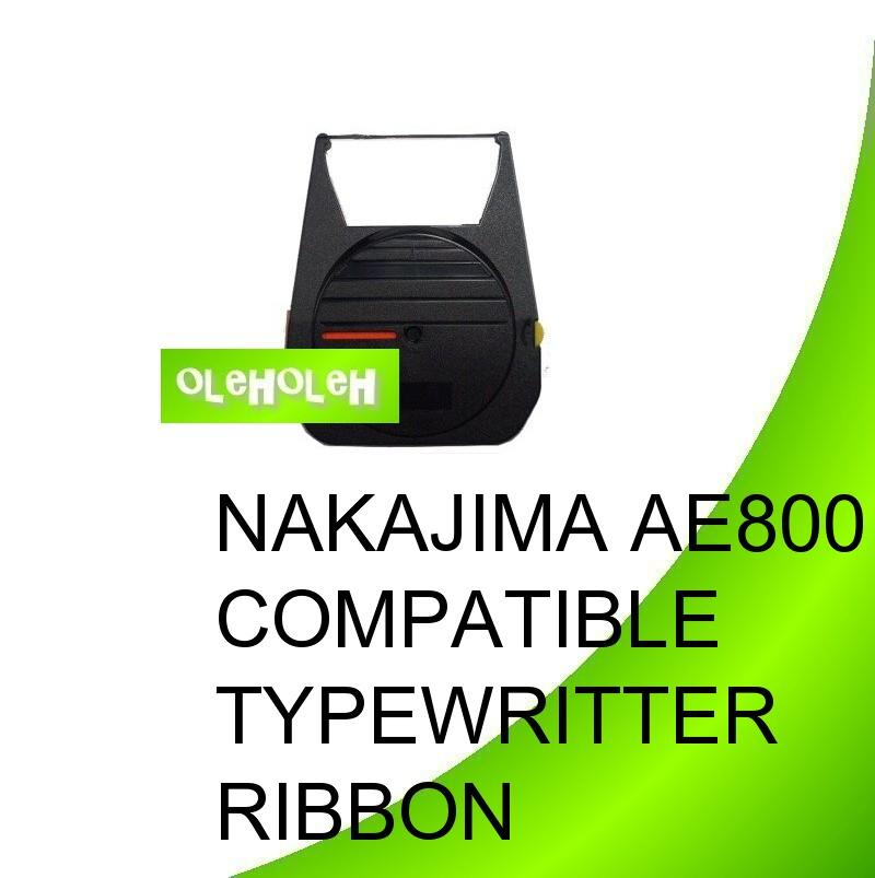 *NAKAJIMA AE800 Compatible Typewriter Ribbon