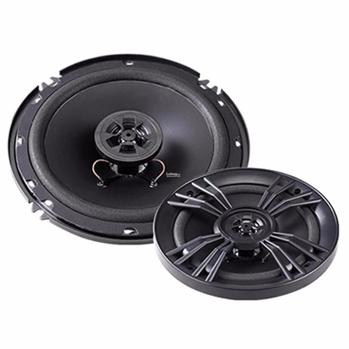 Nakamichi NSC162 25 W 16cm (6') Two 2-Way Car Coaxial Speaker System