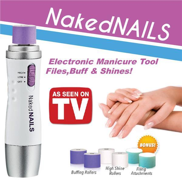 Naked Nails Electronic Nail Care/Ma (end 9/25/2018 10:15 AM)