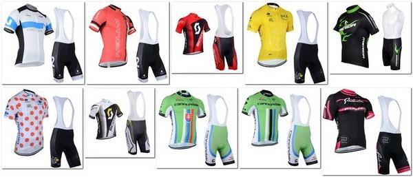 Nalini Scott LCL Merida Carrefour Cannondale Cycling Jersey Shorts BIB. ‹ › 50a95893b