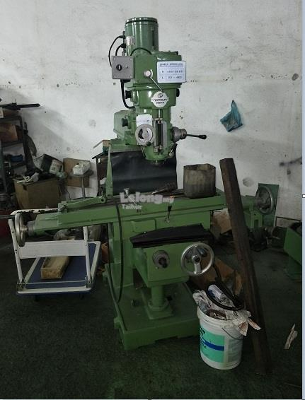 USED NAMSUN MILLING MACHINE