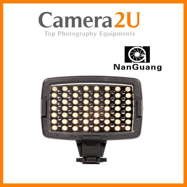 NANGUANG CN-LUX560 ON CAMERA LED VIDEO LIGHT CAMCORDER LIGHT