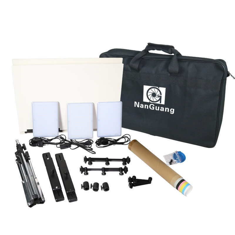 Nanguang CN-T96 3-light Kit