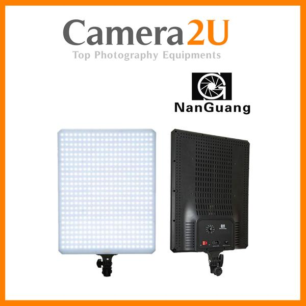 NANGUANG COMBO 100 LED SLIM PAD LIGHT