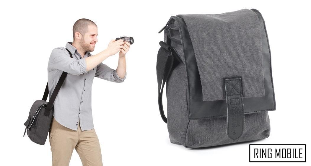 National Geographic Walkabout Series Slim Shoulder Bag