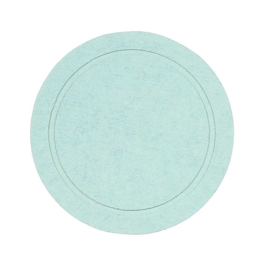 Natural Diatomaceous Earth Drink Coaster