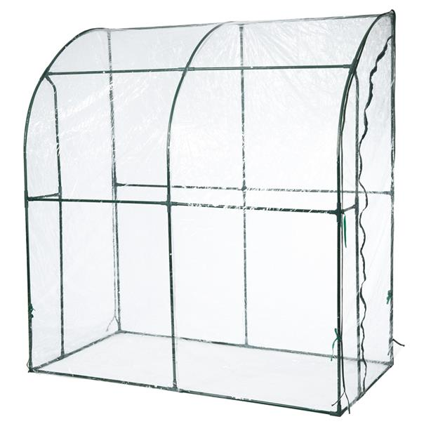 Nature Cold Frame Wall Model 200 X 100 215 Cm 6020411