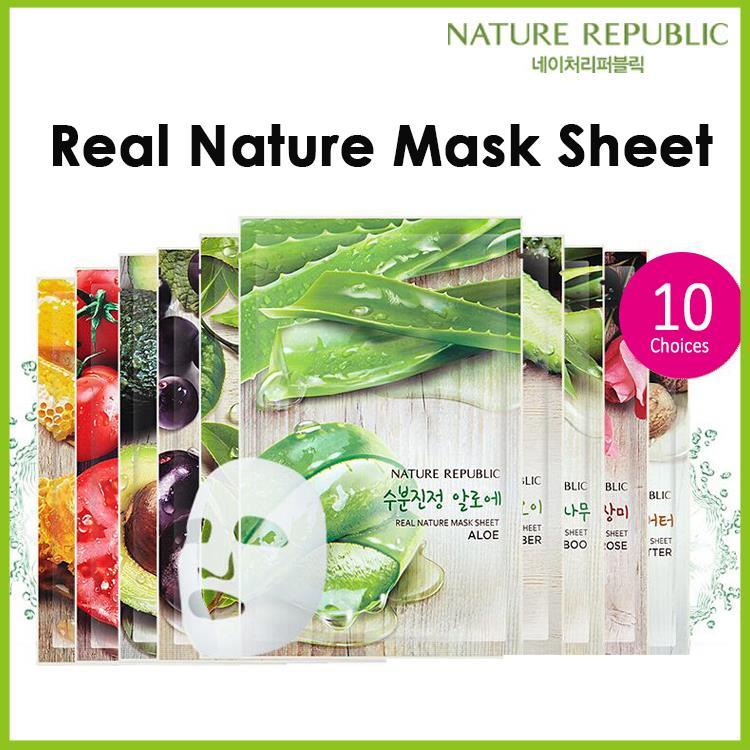 Image result for nature republic sheet mask