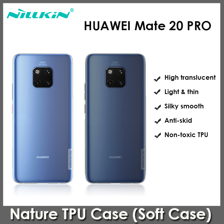Nature TPU Case for Huawei Mate 20 PRO (Soft Case)