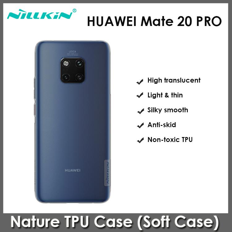 Nature TPU Case for Huawei Mate 20 PRO (Soft Case)