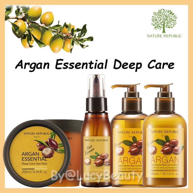 Nature Republic Argan Oil Hair Mask