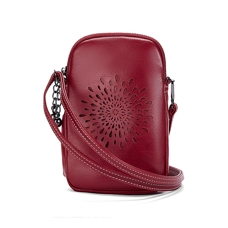 NAWO Korean style Mobile phone bag Women mini Shoulder Bags for women Diagonal