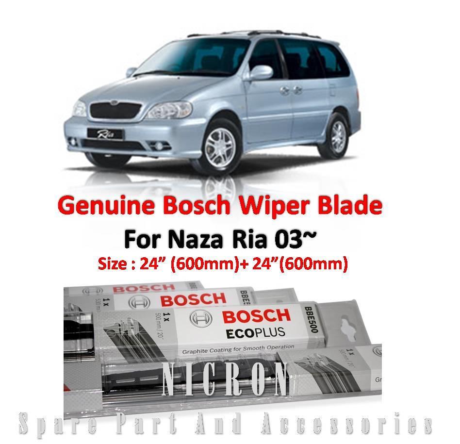 Naza Ria Price Harga In Malaysia Kereta Evaporator Kia Carnival Belakang 03 Size24 24 Genuine Bosch Wiper Blade