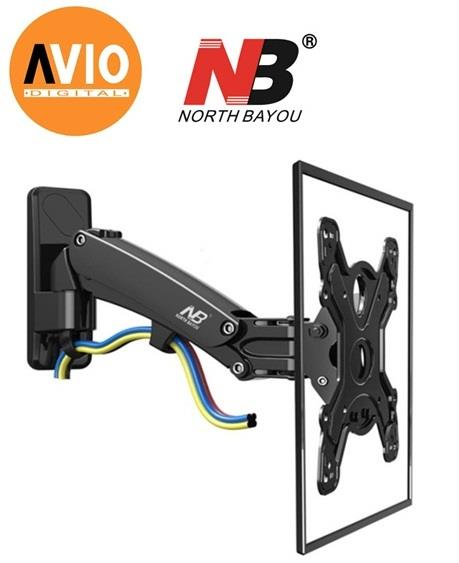 NB F350 40 to 50 inch monitor Arm mount Bracket
