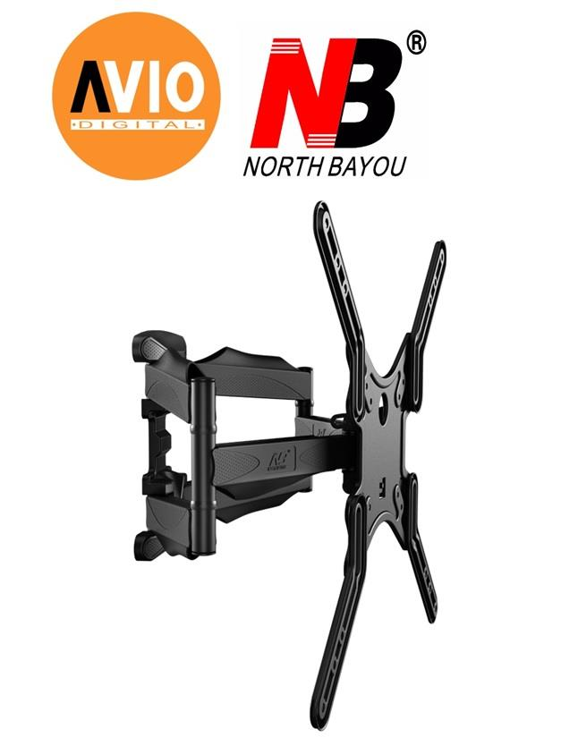 NB P5 32' to 60' inch TV Cantilever Mount ( Double Arm ) Bracket
