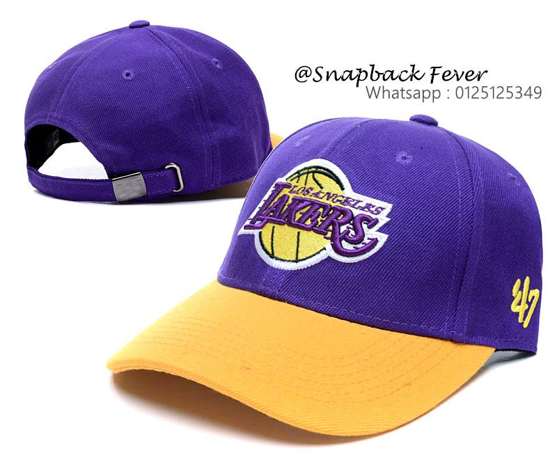 5066ab6a50a NBA Los Angeles Lakers Baseball Cap (end 1 14 2020 3 15 PM)