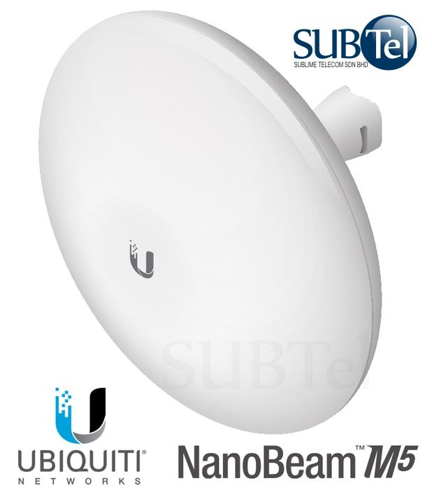 New Driver: Ubiquiti NBE-M5-16 Bridge