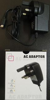 NDSL AC Adaptor Charger (Universal)