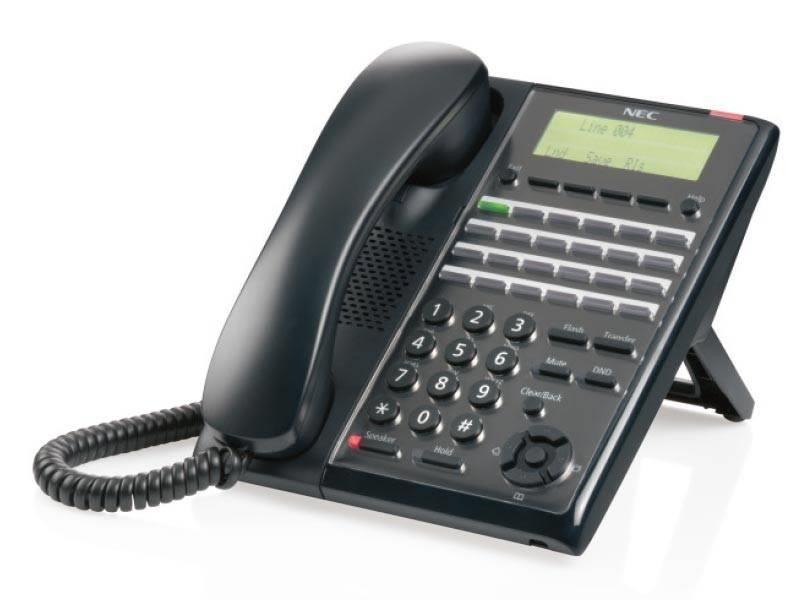 NEC 24TXH-A1 LCD Display Speakerphone for NEC Keyphone System