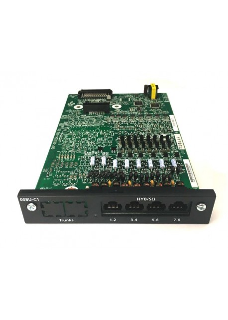 NEC SL2100, 8 Hybrid Extension Card for Keyphone System PBX PABX