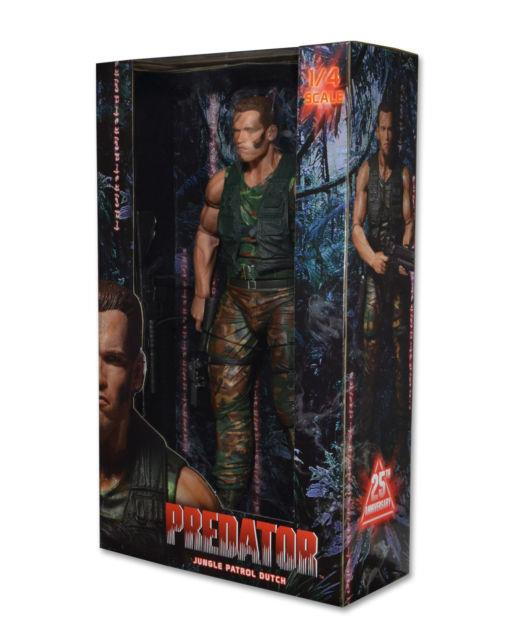 Neca 1/4th Scale Figure Predators Dutch 51502