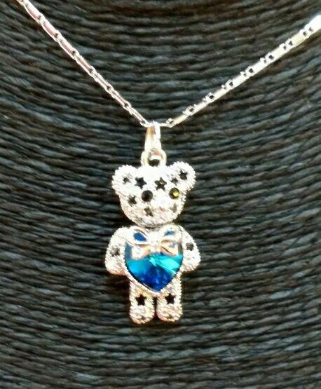 Necklace Bear