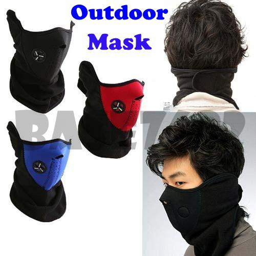 Neoprene Motorcycle Cycling Outdoor Face Mask Sport Cover 1252.1