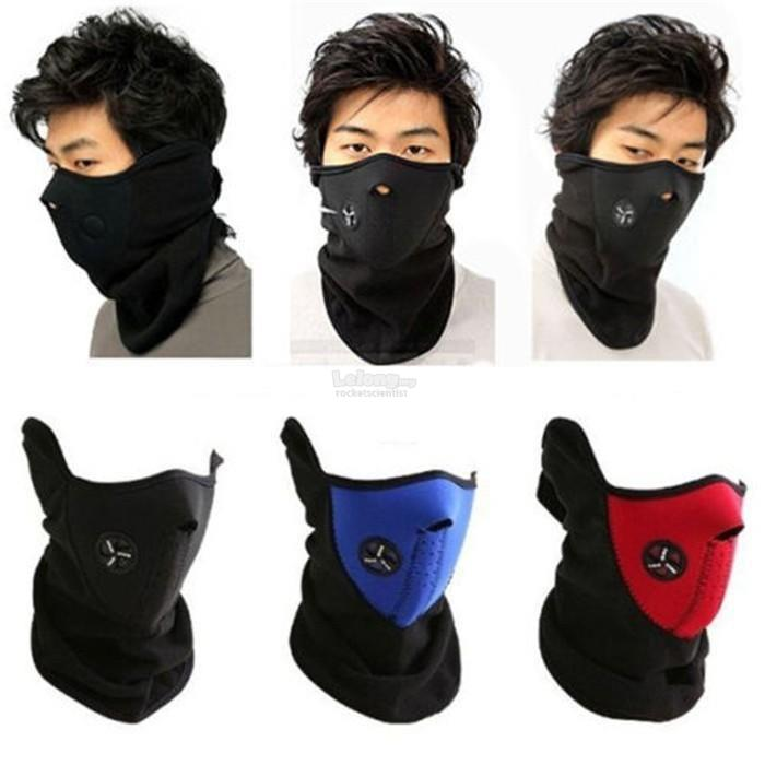 Neoprene Motorcycle Cycling Outdoor Face Mask Sport Cover