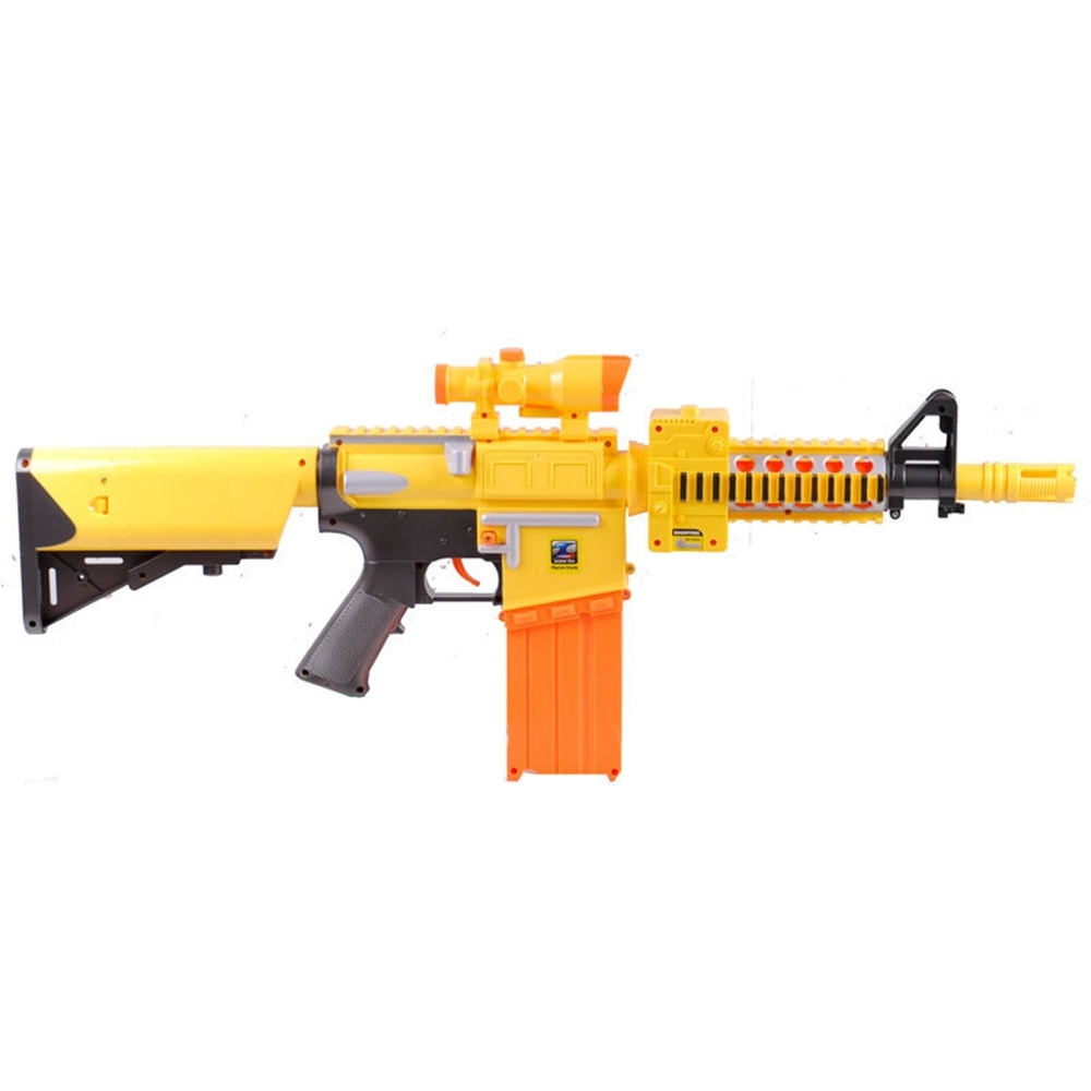 I recently bought my buddies two boys ages 5 and 8 some nerf blasters for  their Birthday which are just 2 weeks apart. These things are AWESOME!