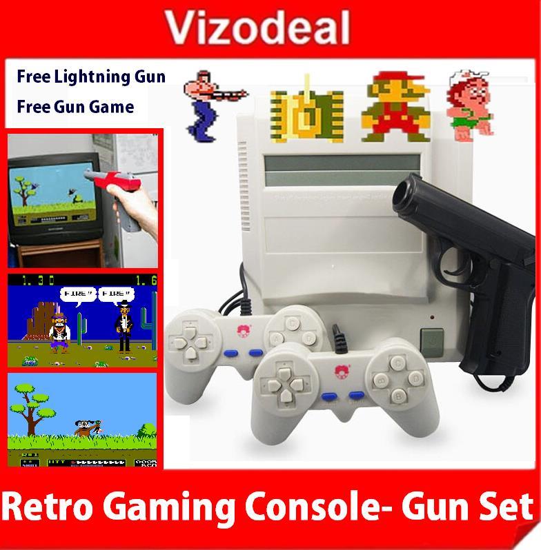 Nes fc retro video games console d3 end 1112020 1015 am nes fc retro video games console d31 free gun and gun game cartridge publicscrutiny Images