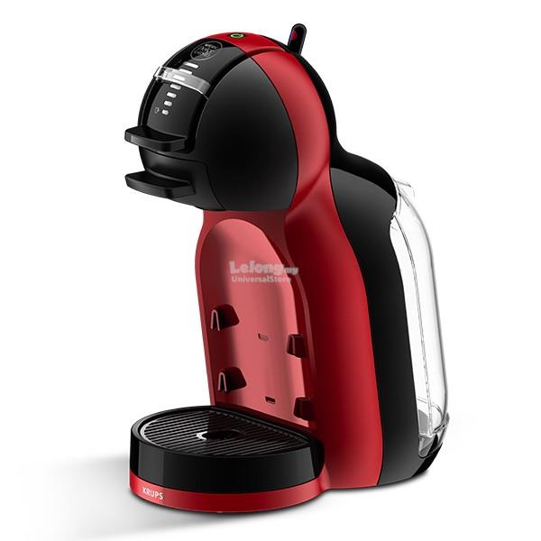 NESCAFE DOLCE GUSTO - Mini Me Cherry Black Machine - Free 3 Box Capsul